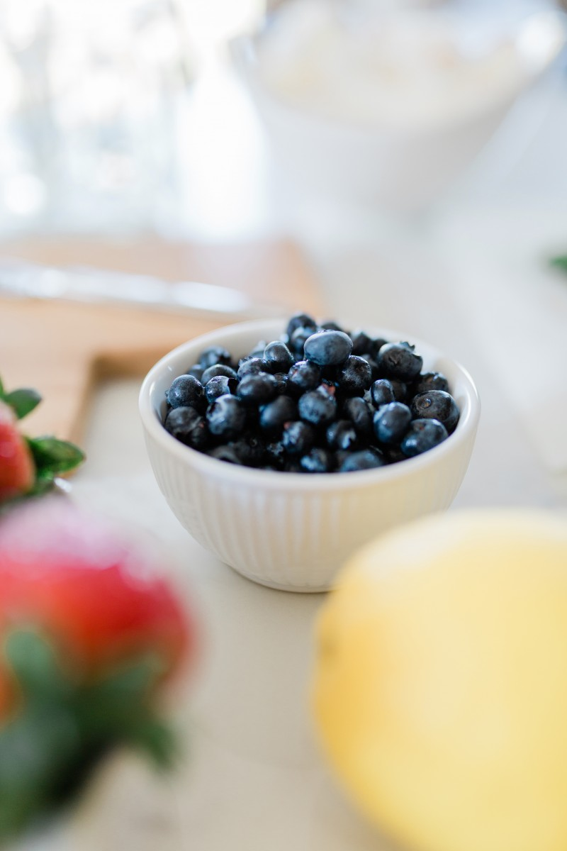 Lemon Berry Trifle - Her Heartland Soul
