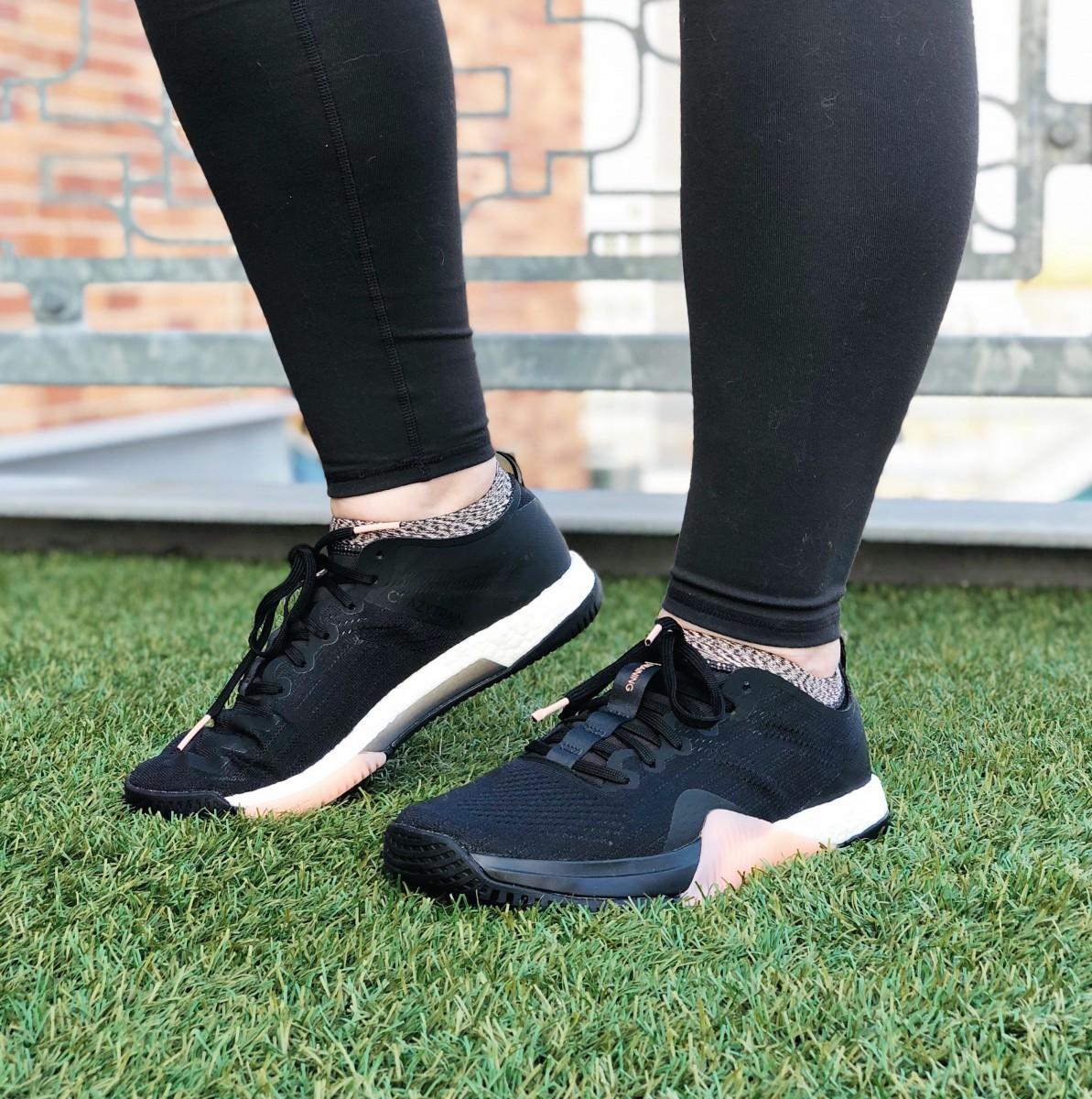 Adidas Crazytrain Elite Shoes - Her Heartland Soul