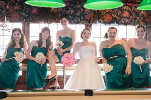 Erin Fairchild Wedding Bridesmaid Photos