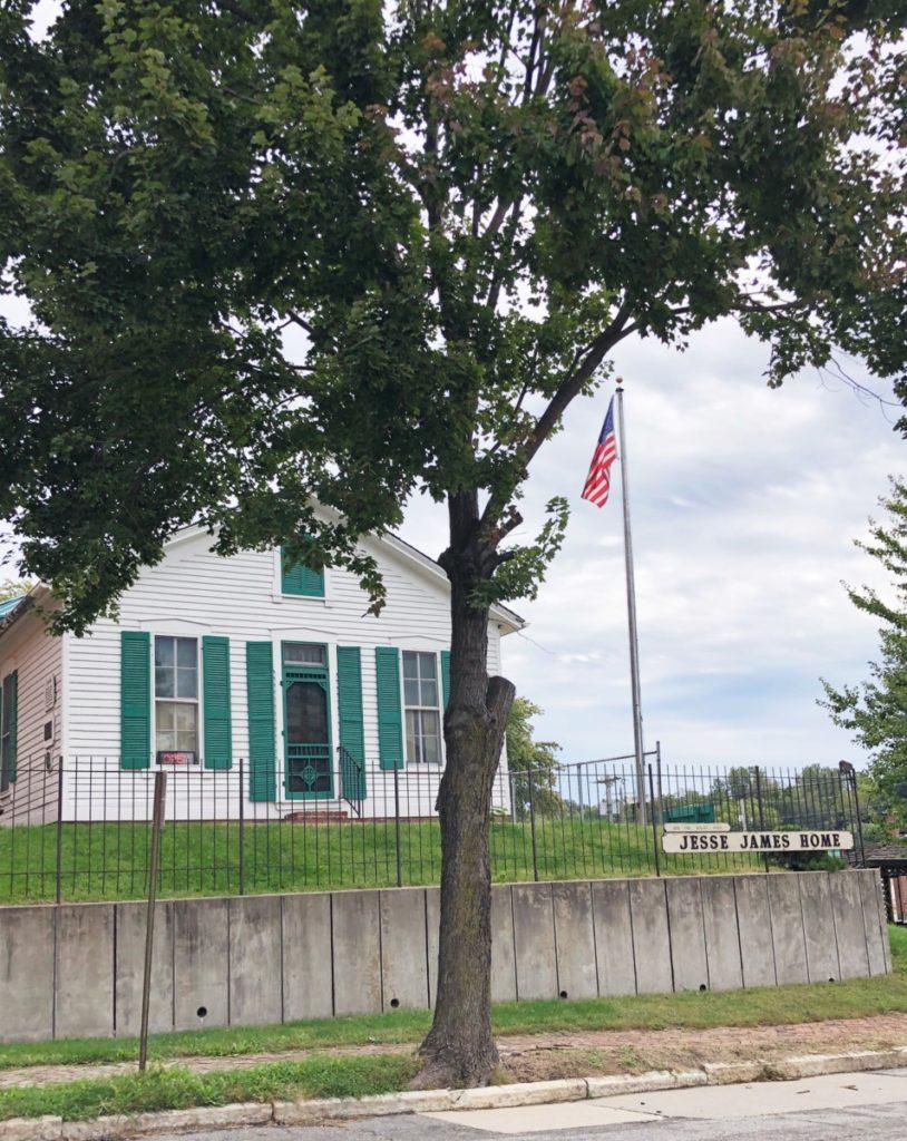 Jesse James Home Museum - St. Joseph, MO - Her Heartland Soul
