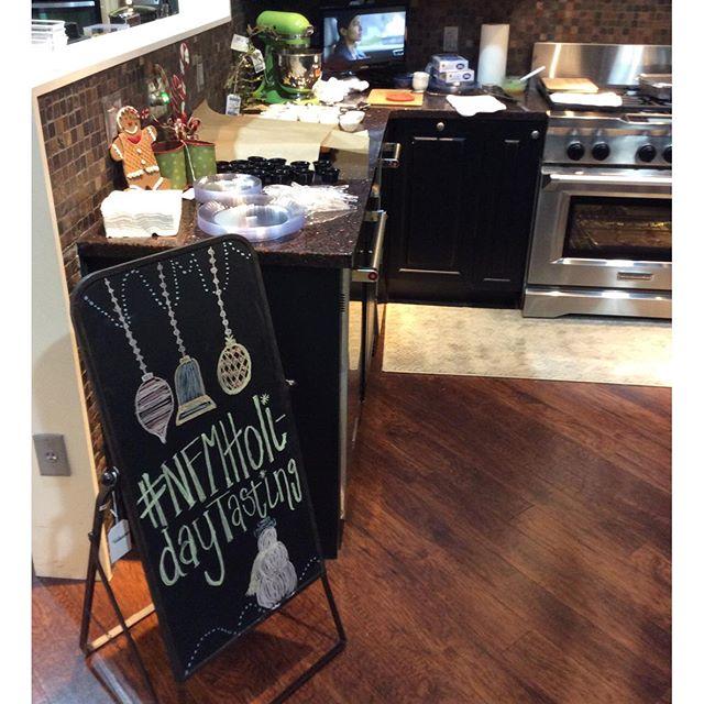 Nebraska Furniture Mart #NFMHolidayTasting Omaha NE Her Heartland Soul