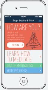 Breathe Meditation iPhone App