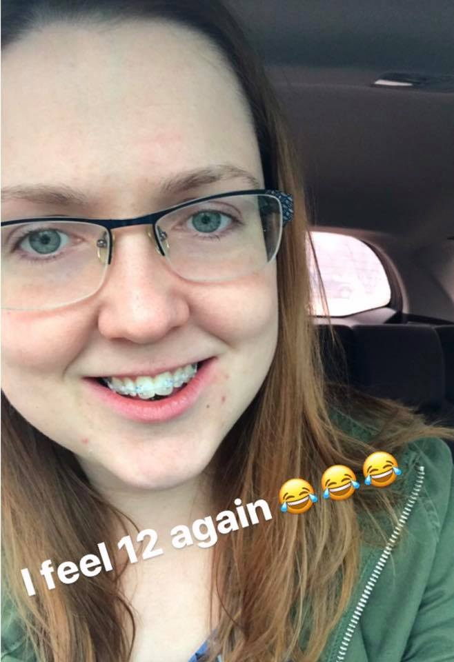 Getting Braces in your 20's Her Heartland Soul