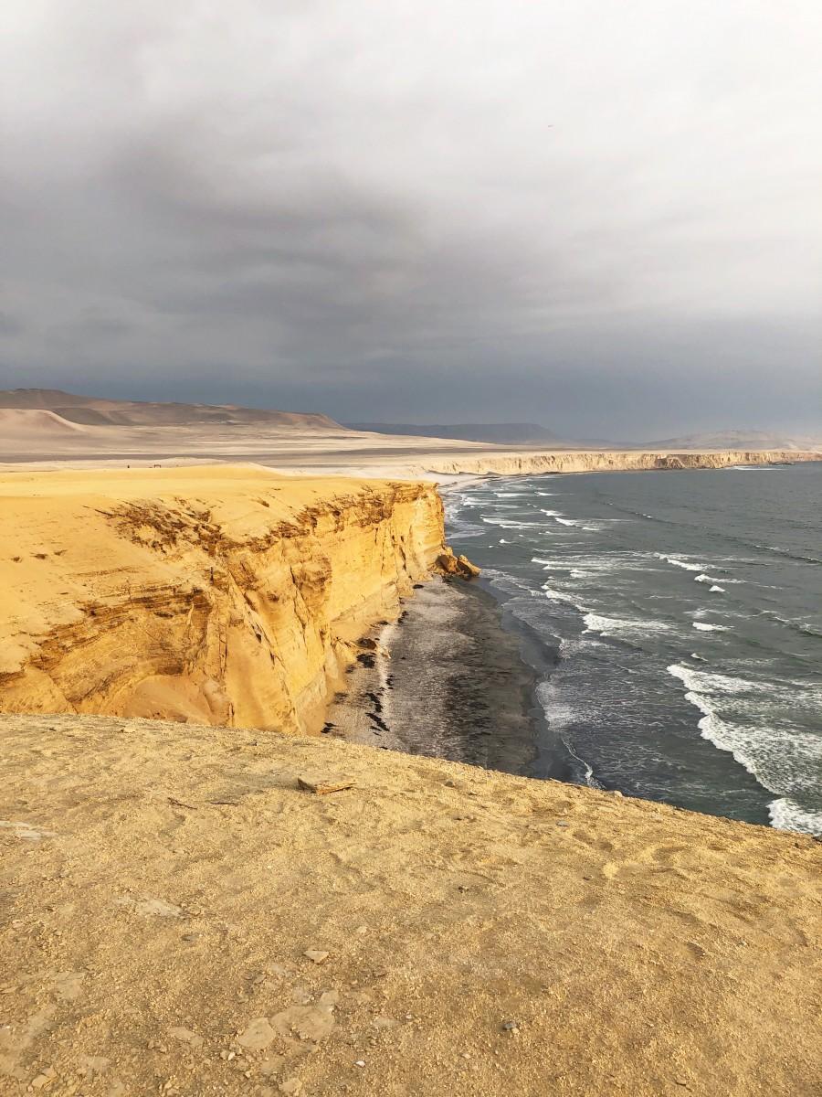 Paracas National Reserve - Peru - Her Heartland Soul