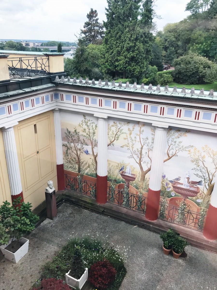 Pompejanum Aschaffenburg Bavaria Germany Her Heartland Soul