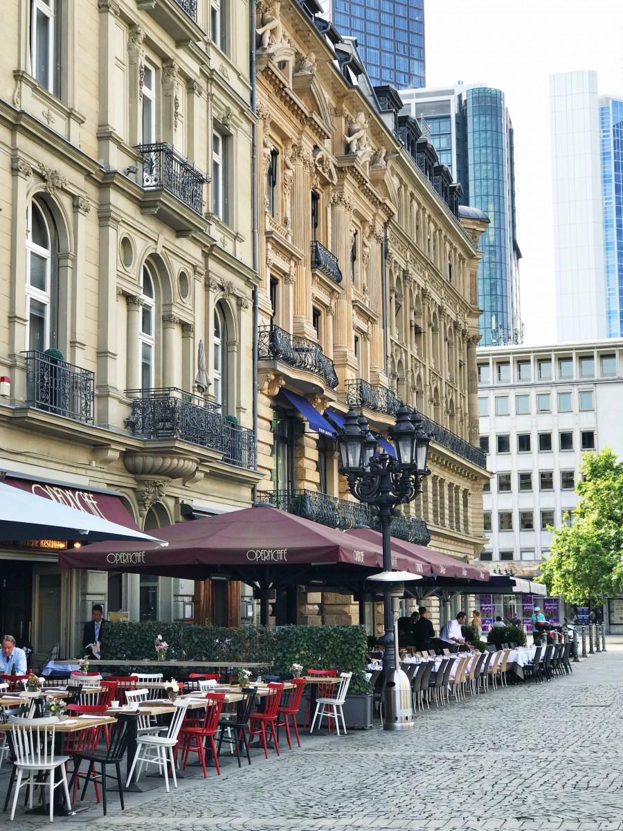 Frankfurt Opera Germany- Her Heartland Soul