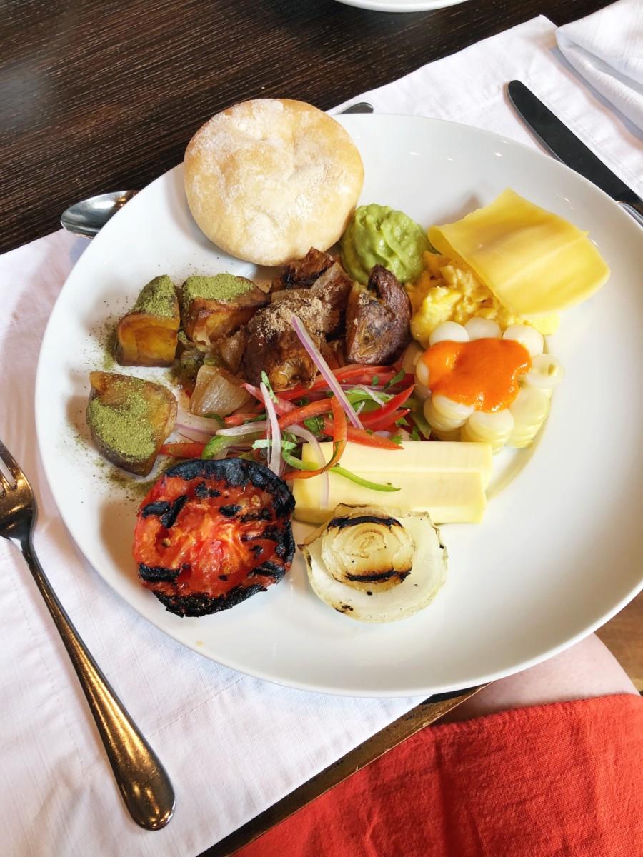 Urubamba Restaurant - Hotel Tambo Del Inka - Her Heartland Soul