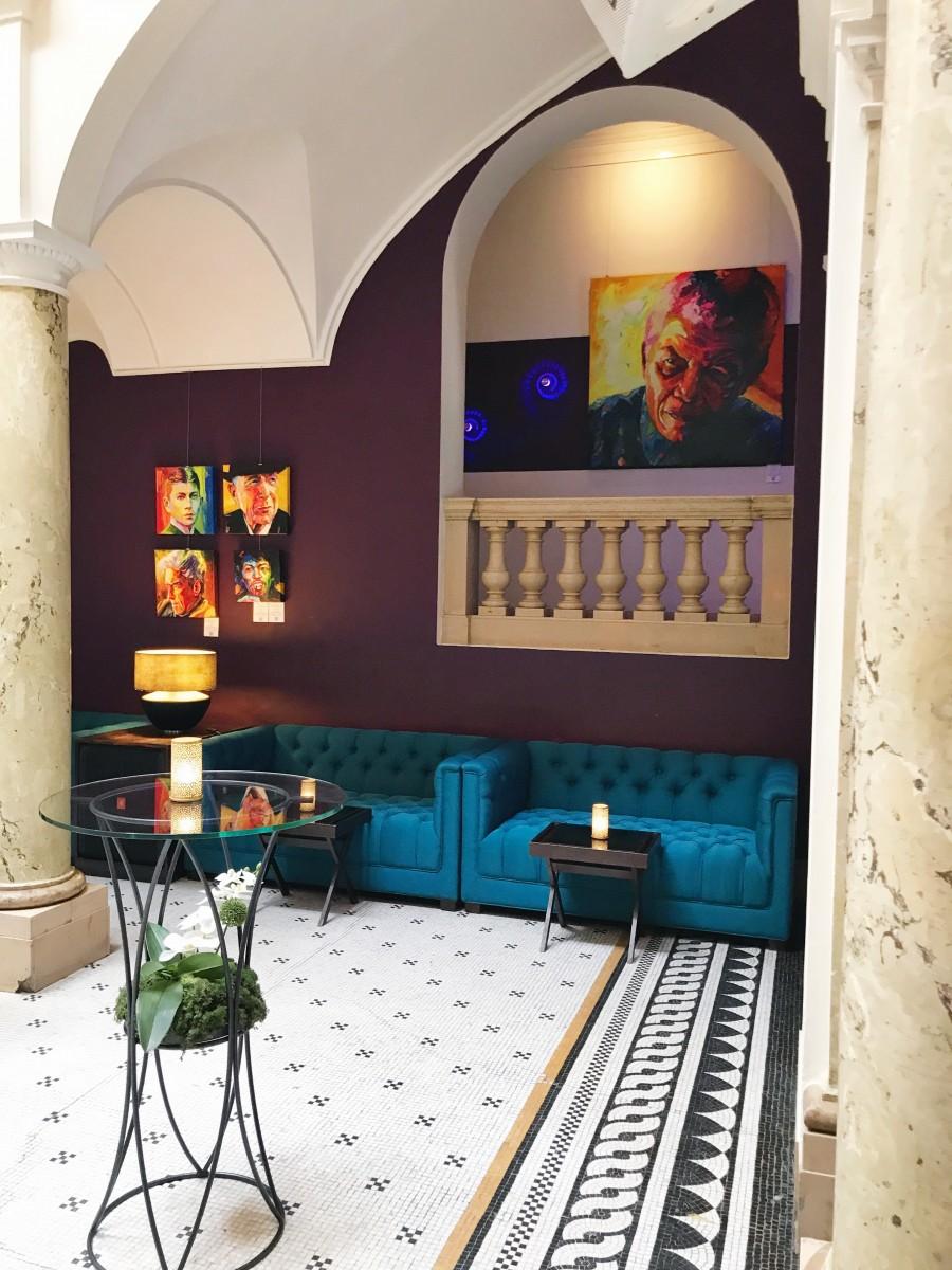 Kameha Suite Restaurant - Frankfurt Germany - Her Heartland Soul