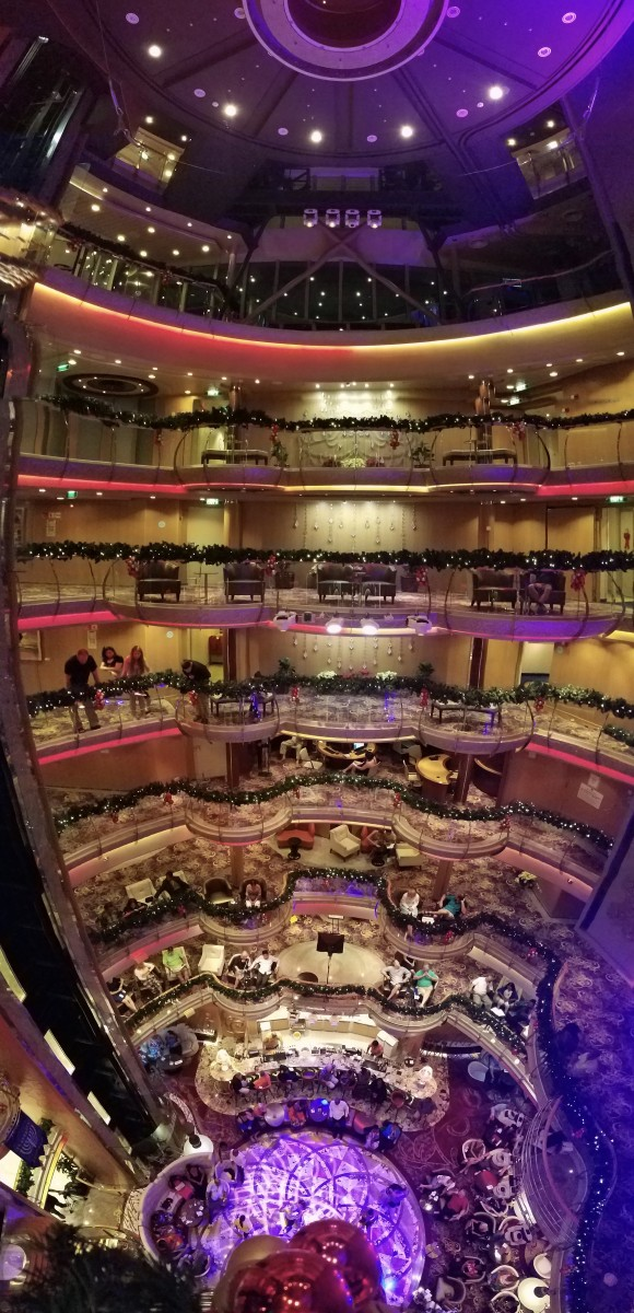 Royal Caribbean Serenade of the Seas Her Heartland Soul