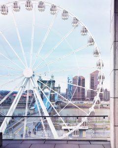 Downtown Cincinnati Ohio - Her Heartland Soul