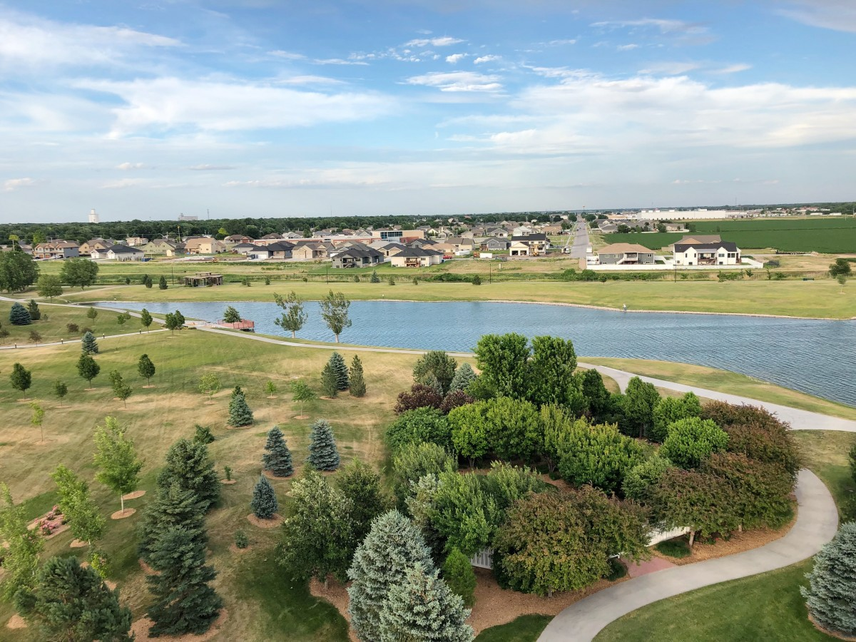Yanney Heritage Park Kearney Nebraska Her Heartland Soul