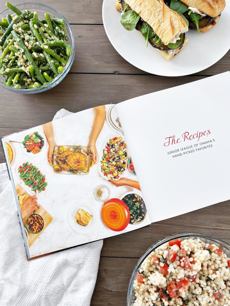 Junior League of Omaha Cookbook: A Century of Serving