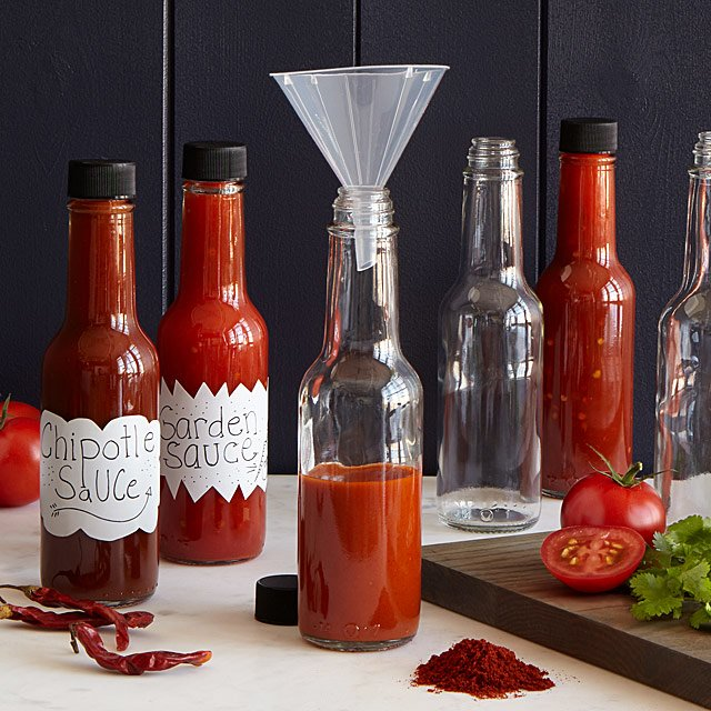 Make Your Own Hot Sauce Kit 14 Creative Valentine's Day Ideas for Him - Her Heartland Soul