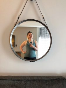 Adidas Go-To Hotel Gym Workout - Her Heartland Soul