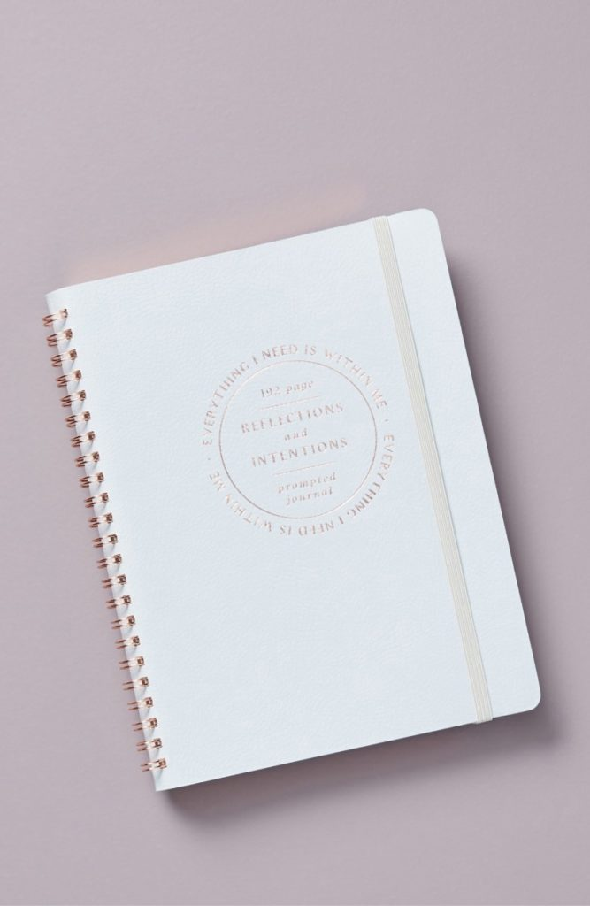 Reflections & Intentions Journal - Christmas Gift Ideas for Her - Her Heartland Soul