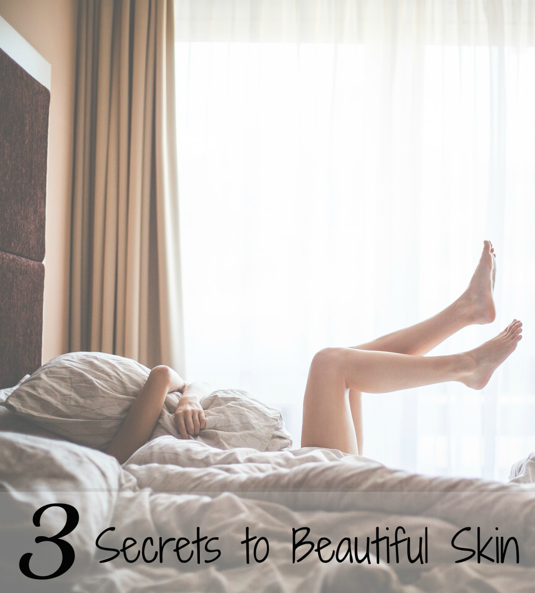 3 secrets to beautiful skin her heartland soul