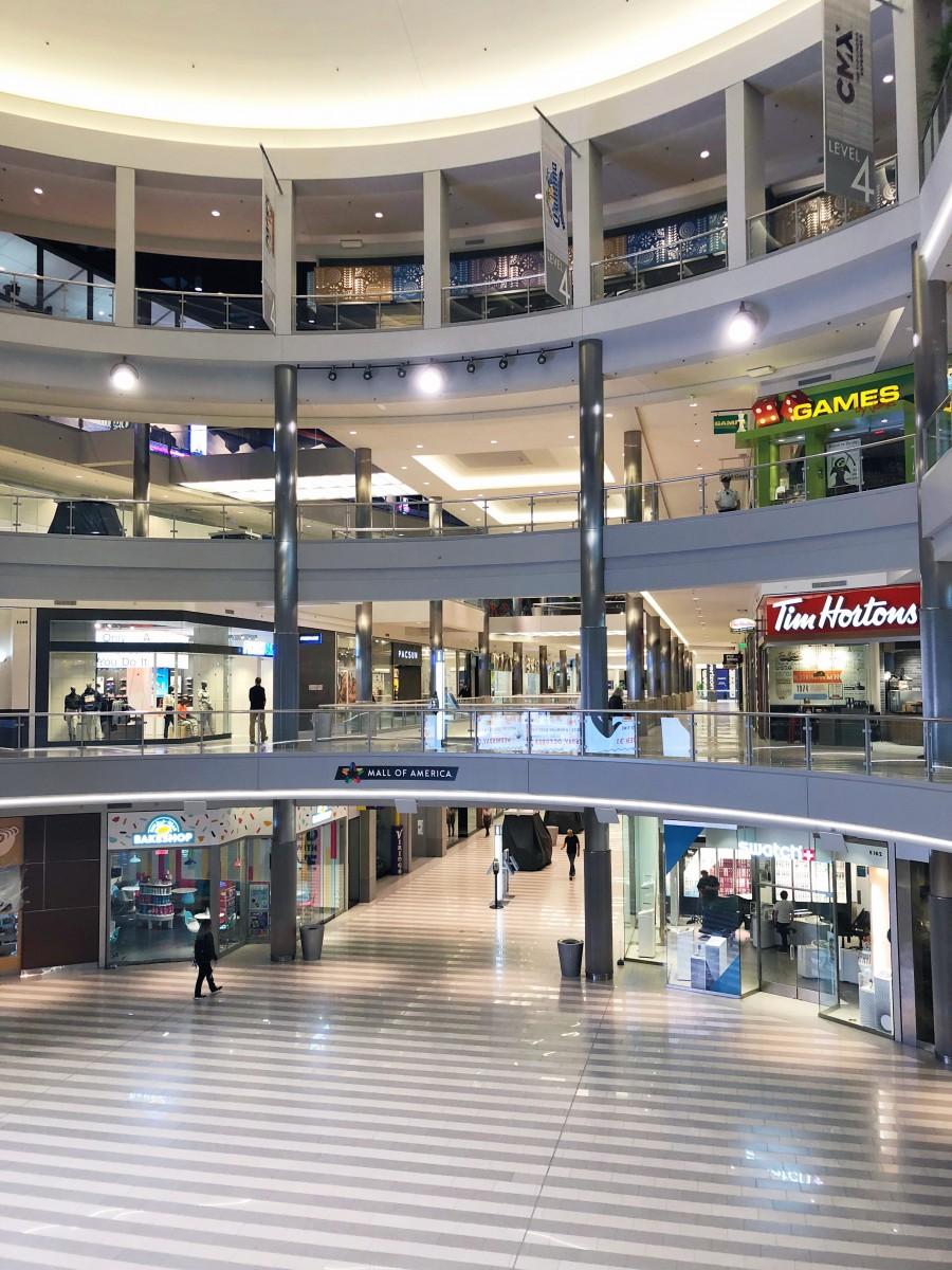 Mall of America - Minnesota - Her Heartland Soul
