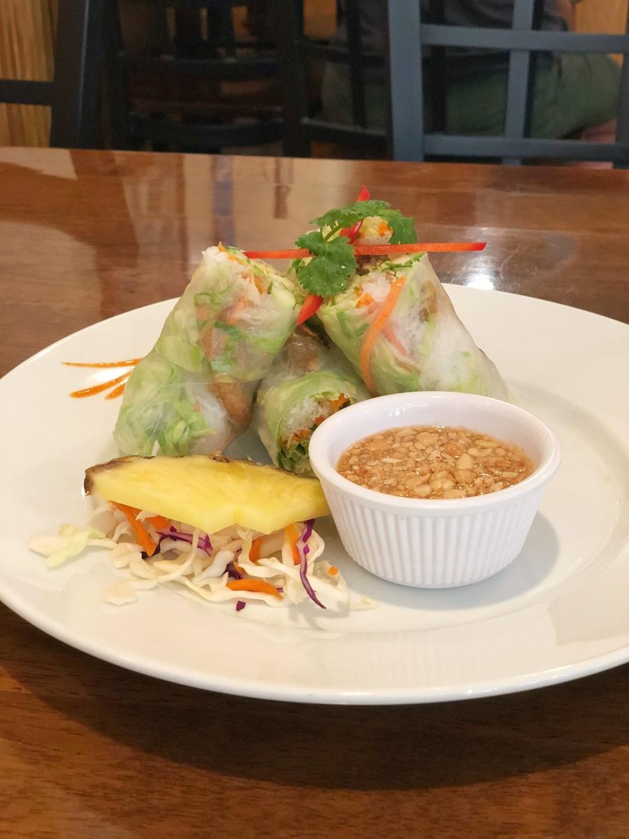 Suwannee Thai Cuisine Kearney Nebraska Her Heartland Soul