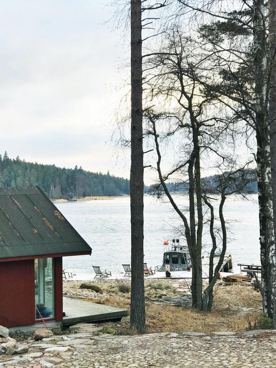 Villa Reuters Turku Archipelago FINNISH ARCHIPELAGO SEA - Her Heartland Soul