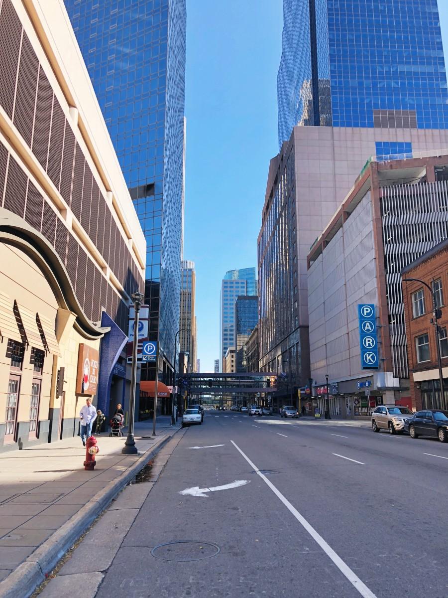 Downtown Minneapolis Minnesota - Her Heartland Soul
