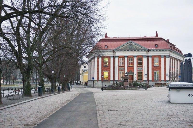 Turku Riverside Architecture Finland - Her Heartland Soul