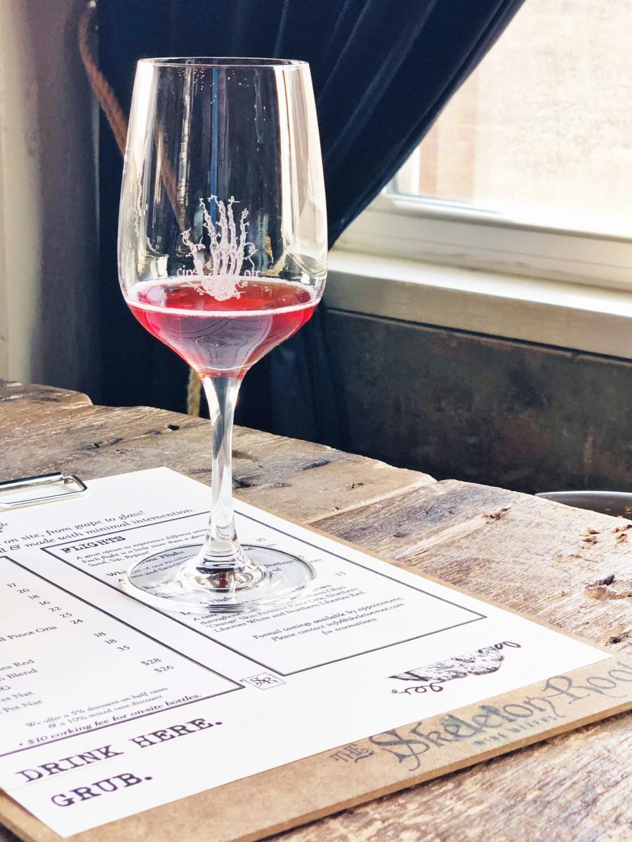 The Skeleton Root Winery - Cincinnati Ohio - Her Heartland Soul