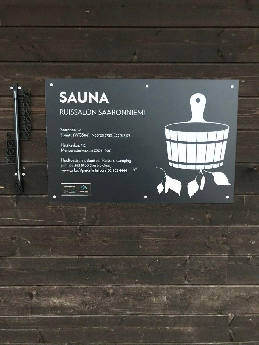 Saaronniemi Sauna Ruissalo Turku Finland Her Heartland Soul