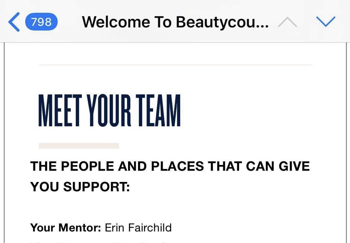 Meet your team - Beautycounter - Her Heartland Soul