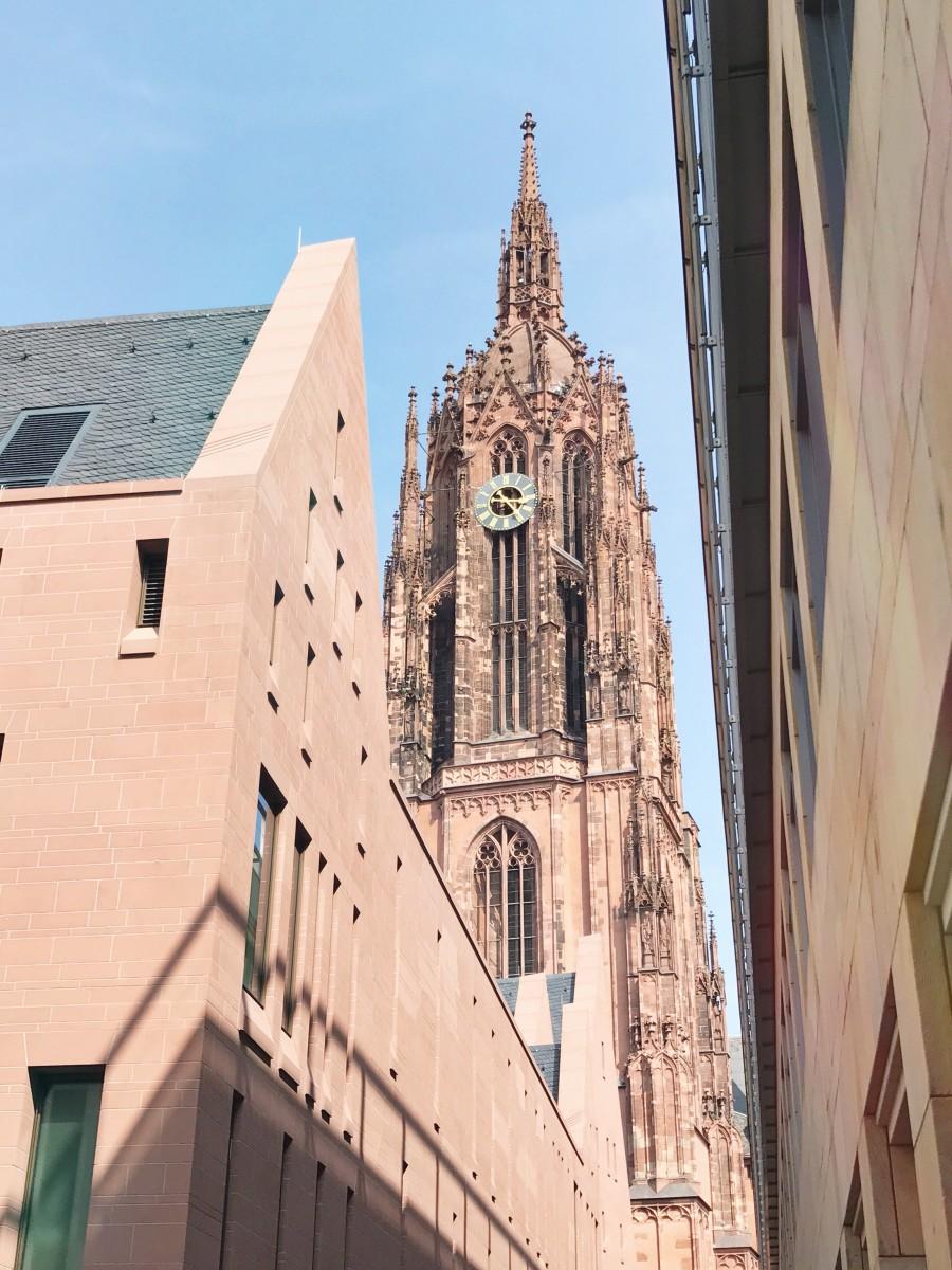 Frankfurt Cathedral - Frankfurt Germany - Her Heartland Soul