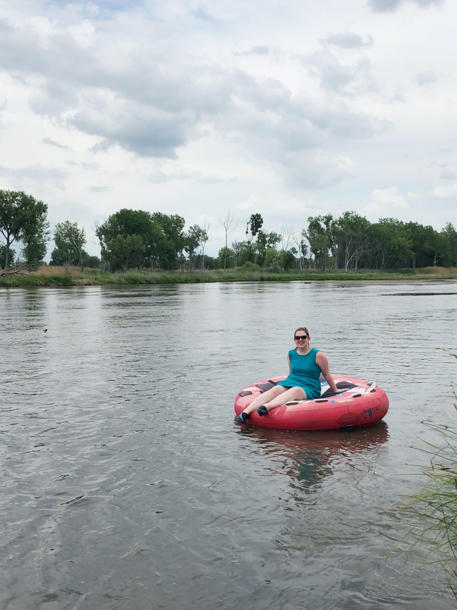 Dusty Trails River Tubing North Platte Nebraska Her Heartland Soul