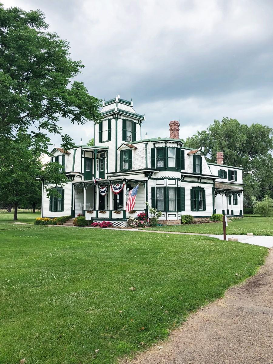 Buffalo Bill Ranch State Historical Park North Platte Nebraska Her Heartland Soul