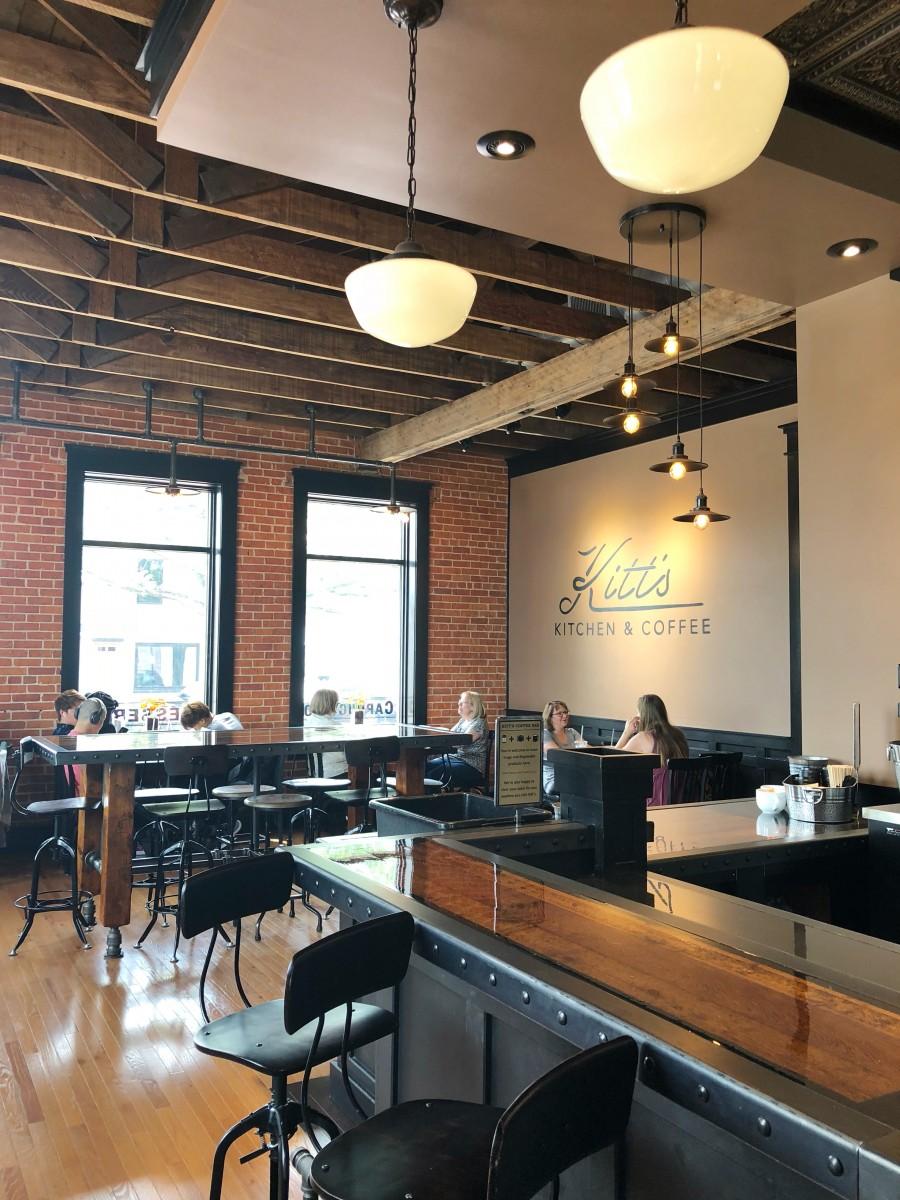 Kitts Kitchen & Coffee Kearney Nebraska Her Heartland Soul