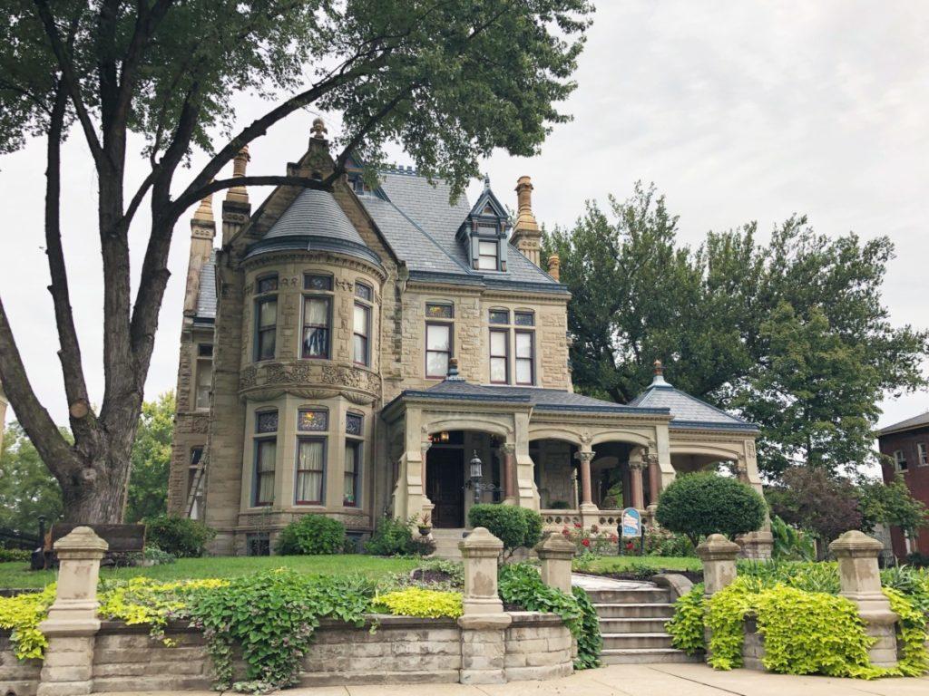 Shakespeare Chateau B&B - St. Joseph Missouri - Her Heartland Soul