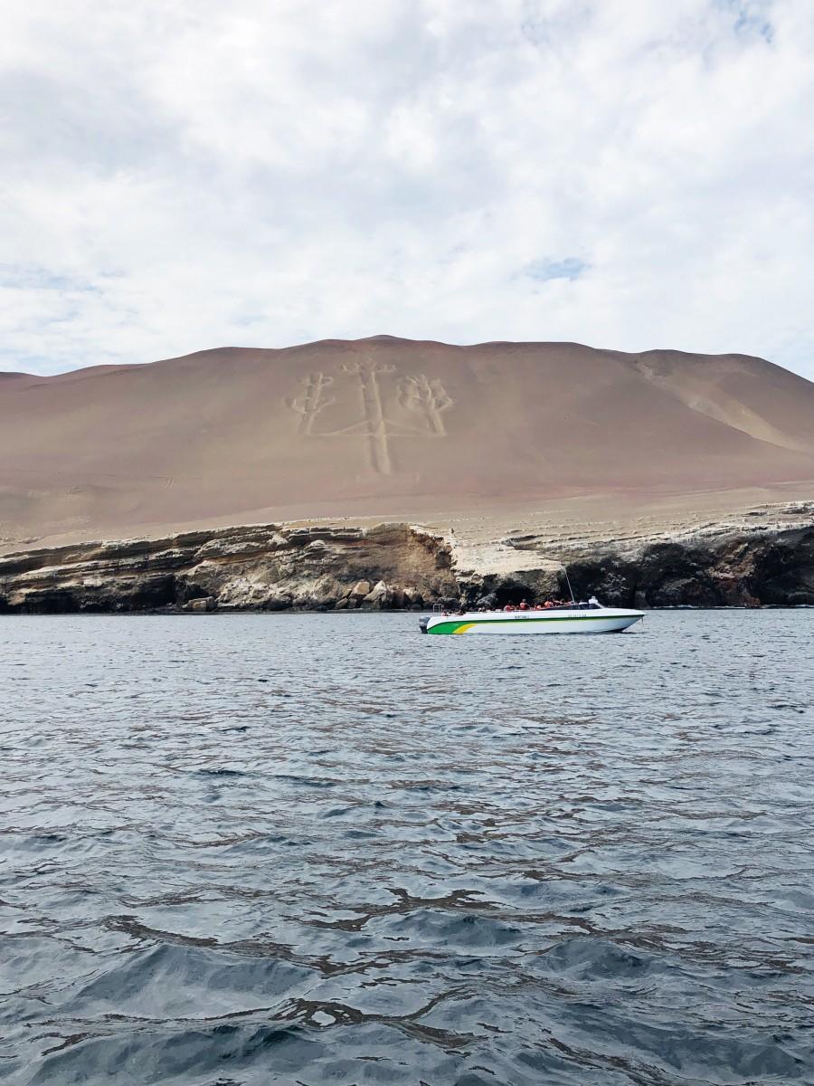 Paracas Candelabra- Pisco Peru - Her Heartland Soul