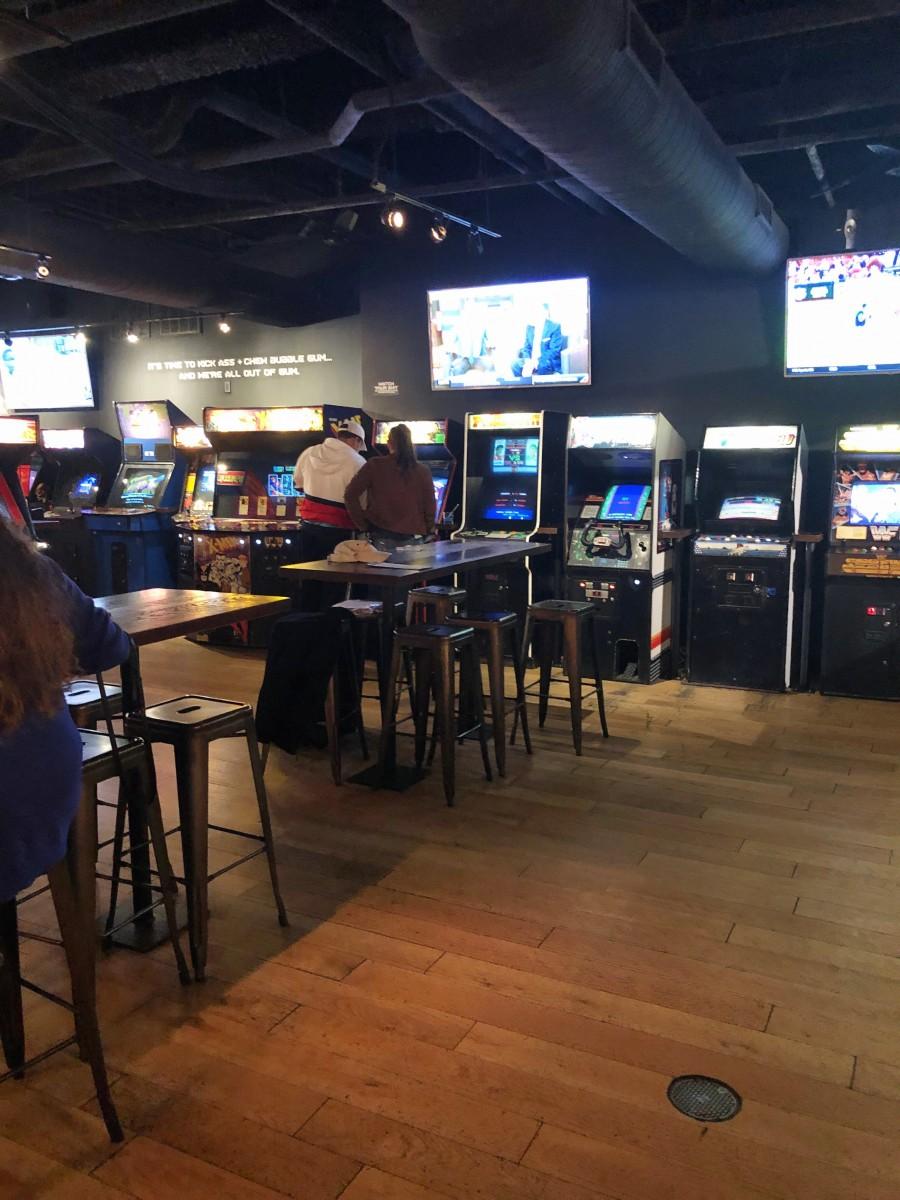 16 Bit Bar & Arcade - Cincinnati Ohio - Her Heartland Soul