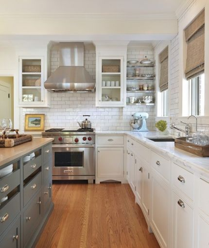 23 beautiful kitchens that will make you swoon - Her Heartland Soul
