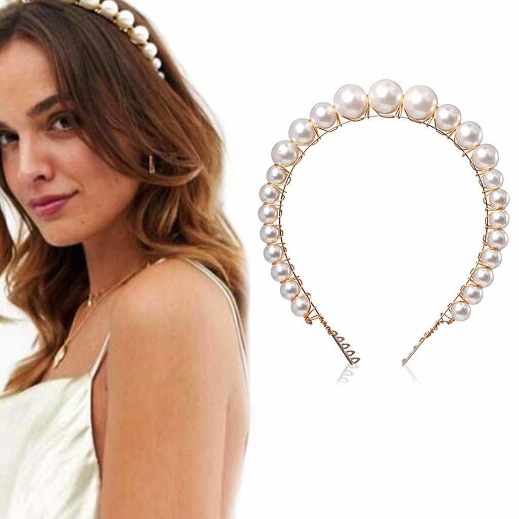 Pearl Headband - Christmas Gift Ideas for Her - Her Heartland Soul