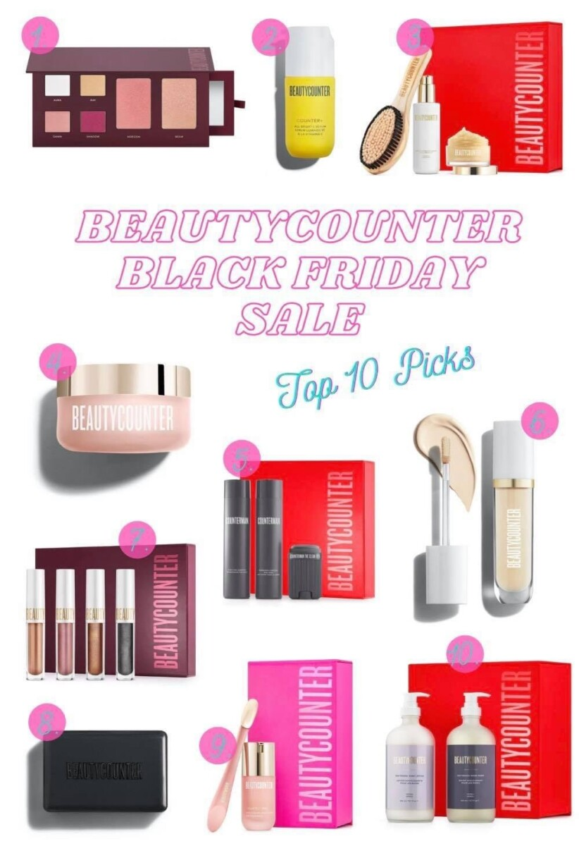 Beautycounter Black Friday Sale - Her Heartland Soul