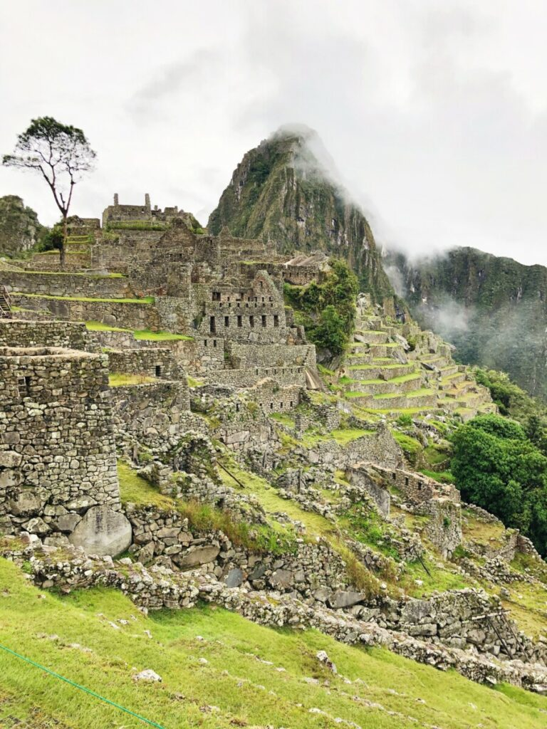 Machu Picchu in February Her Heartland Soul