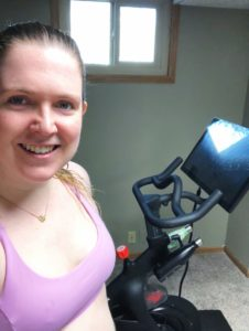 Peloton Workout Bike - Her Heartland Soul