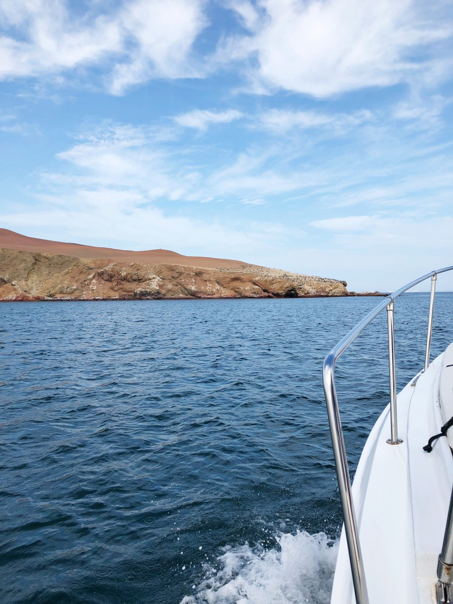 Ballestas Islands Paracas - Peru - Her Heartland Soul