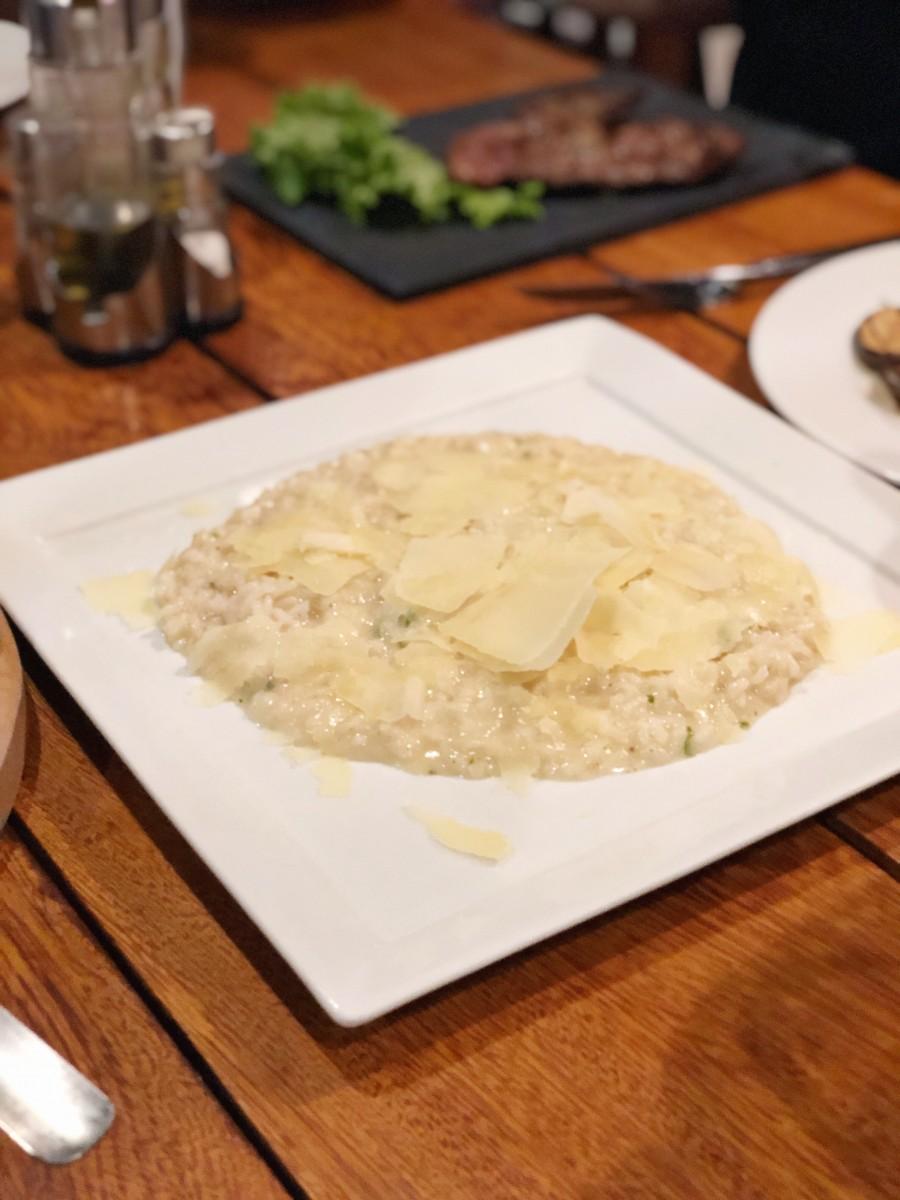 Il Covo Italian Food - Paracas Peru - Her Heartland Soul