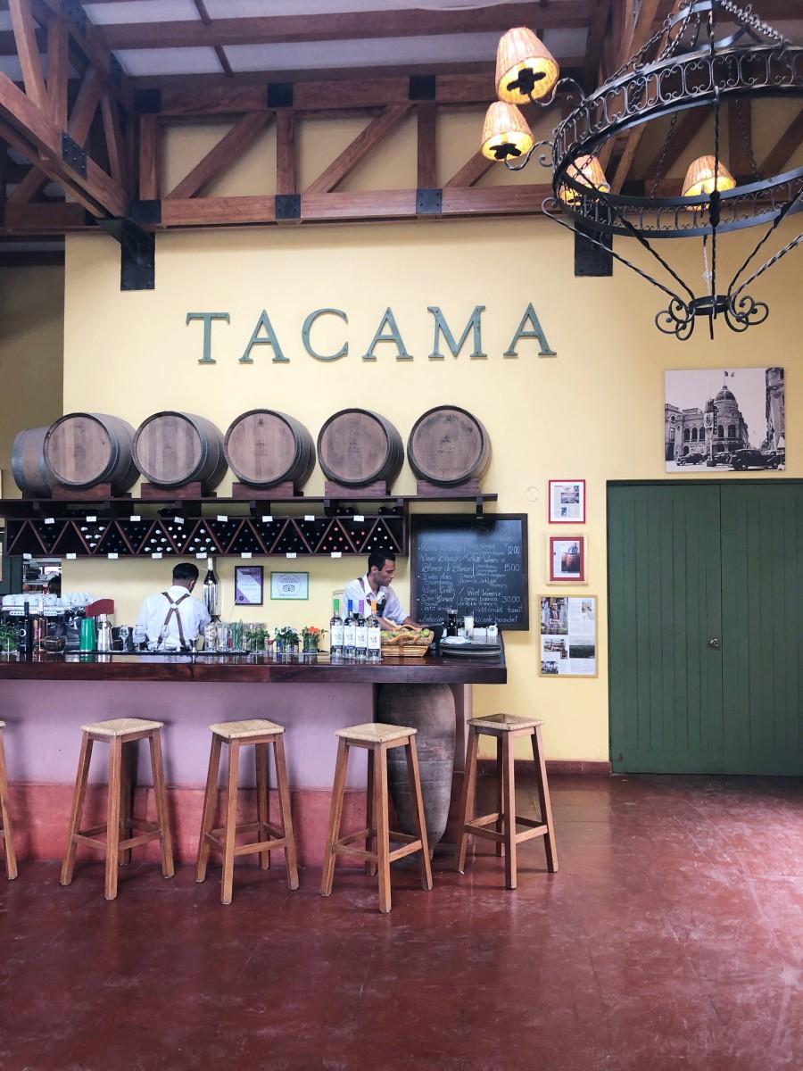 Tacama Winery - Ica Peru - Her Heartland Soul