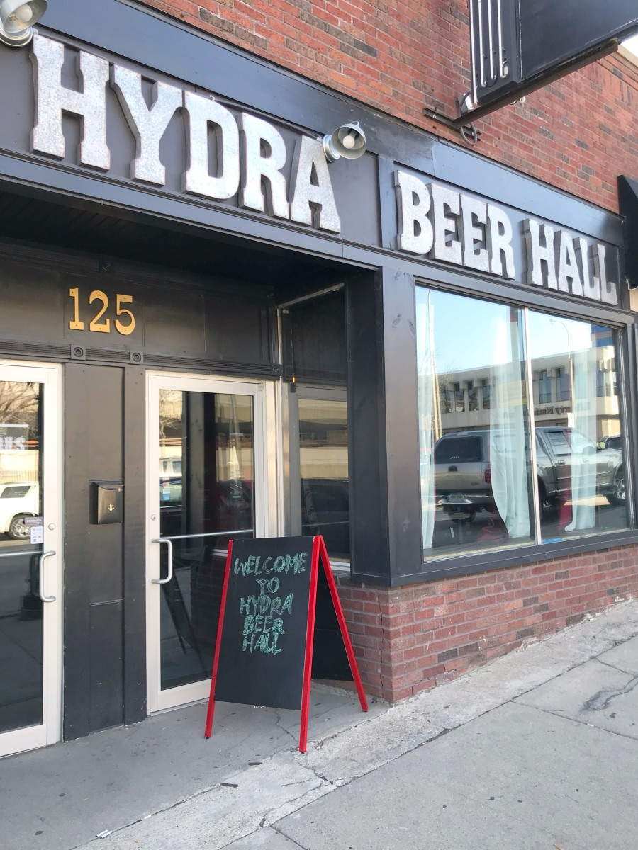 Hydra Beer Hall Sioux Falls Her Heartland Soul