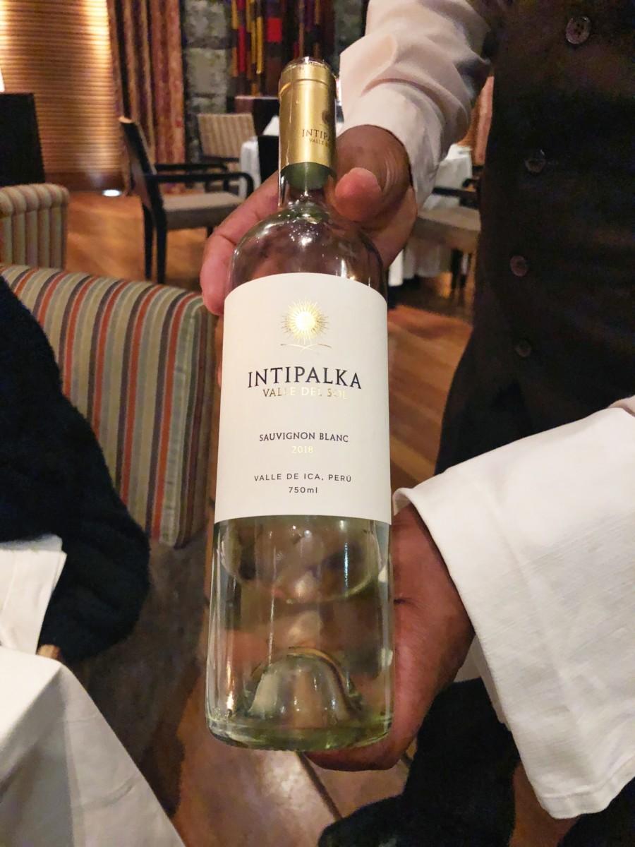 Intipalka Wine - Peru - Her Heartland Soul