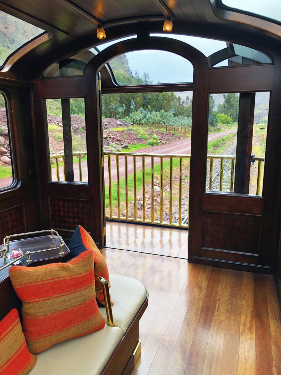 PeruRail Sacred Valley Train to Machu Picchu