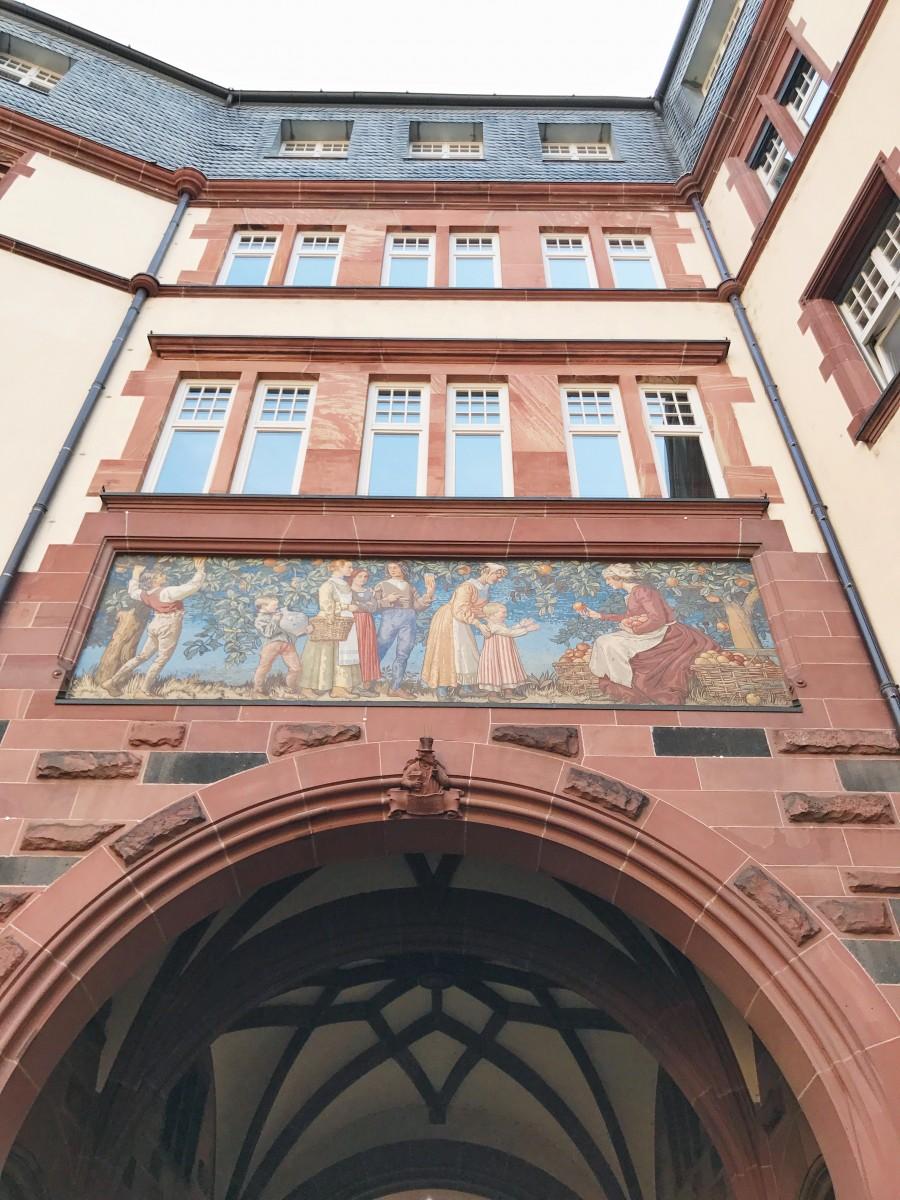 Frankfurt Germany - Her Heartland Soul