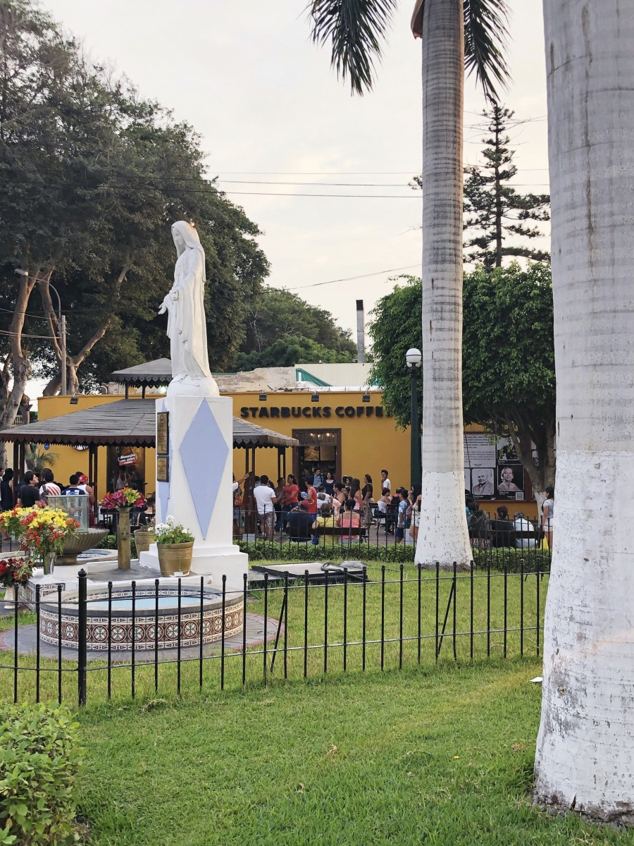 Barranco District Lima - Her Heartland Soul