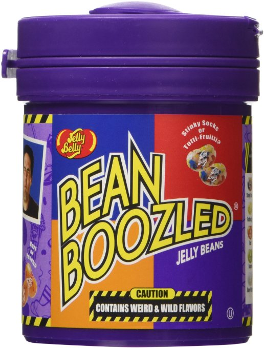Jelly Belly Beanboozled game Her Heartland Soul