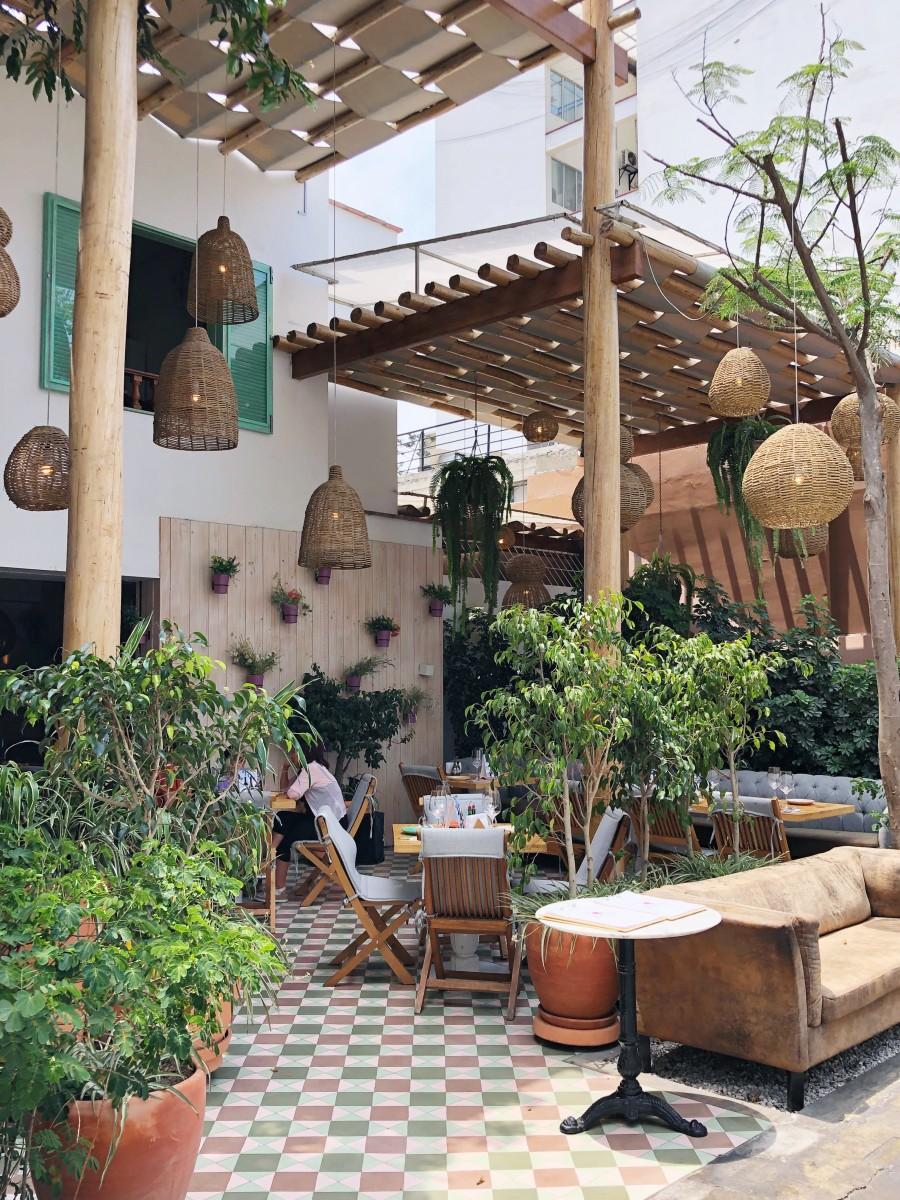 Miraflores Lima Peru - Her Heartland Soul